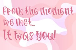 Schnookums A Fun Love Font Product Image 2
