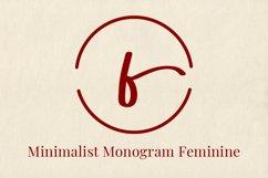Monogram Feminine Product Image 1