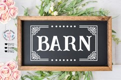 Laundry - Barn - Kitchen - Pantry Cut Files and Sublimation Product Image 2