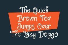 Web Font Endeavors - Swirling Font Product Image 2