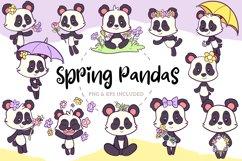 Spring Pandas Product Image 1