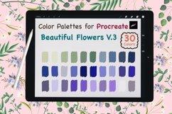 Color Palettes set for Procreate - Beautiful Flower V.3 Product Image 1