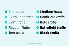 Config Complete Font Family Product Image 4
