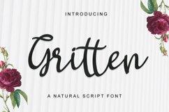 Gritten - Script Product Image 1