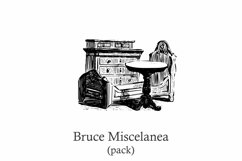 Bruce Miscelania (pack) Product Image 1