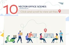 Office People Scenes Product Image 3
