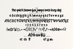 Adirolie's | Simple Modern Typeface Font Product Image 6