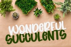 Coconut Wonder - A Simply Adorable Marker Font Product Image 3