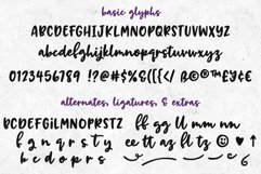 Breaking Bread - a chunky script font! Product Image 2