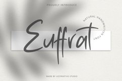 Euffrat - Simply Natural Handwritten Product Image 1