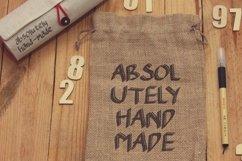 Web Font Typefloss Handmade Typeface Product Image 6