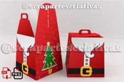 Panettone box file Product Image 1