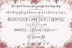 Ghisela | Handwritten Font Product Image 6