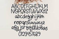 Web Font Katterina - Joyful Handlettering Font Product Image 5
