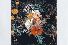 Wild field, vector seamless pattern 1 Product Image 3