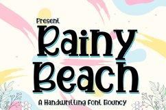 Rainy Beach Product Image 1