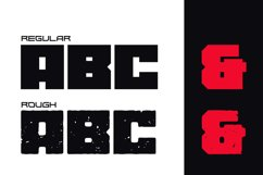 Gore Typeface Product Image 4