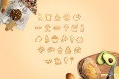 Web Font Food Ding Product Image 2