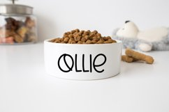 Hello October - A Cute Hand-Lettered Fall Font Product Image 4