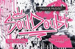 Web Font - Soul Doubt Product Image 1