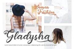 Anadya Handwritten Script Product Image 4