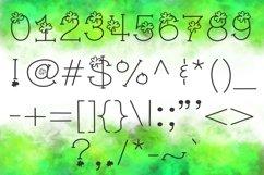 Lucky You Hand Lettered Shamrock Irish Font Product Image 3