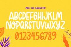 Scroobius Font Product Image 2
