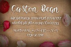 Caston Bean Font Product Image 2