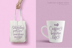 Samutin | Lovely Calligraphy Font Product Image 4