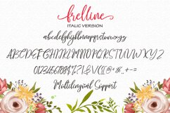 Frelline Script Product Image 8
