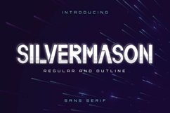 Silvermason Product Image 1