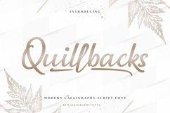 Quillbacks Product Image 1