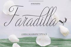 Faradilla Script Product Image 1