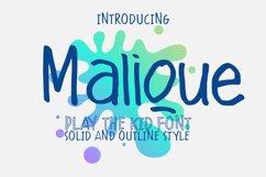 Malique Product Image 2