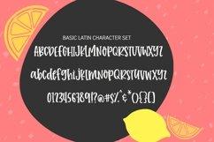 Farmhouse Lemonade - Handwritten Font Product Image 2