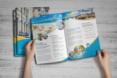 Holiday Travel Bifold & Trifold Brochure v2 Product Image 2