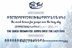 The Fox Tail - Font Duo&Extras Product Image 6