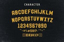 Barthon Typeface Combo 7Fonts! Product Image 5