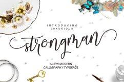 Strongman Script Product Image 1