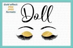 doll face eyelashes Product Image 1