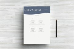Creative Resume Template CV Design Product Image 6