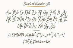cherrio brush font Product Image 4