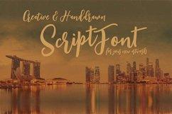 Singapore Script Font Product Image 2