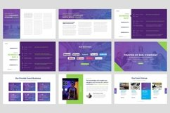 Conference - Event Business Seminar Keynote Template Product Image 3