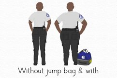 First Responder Clipart Set Product Image 4