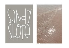 Beach Shop - A Quirky Handwritten Font Product Image 4