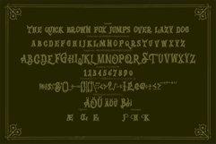Emogine   Modern Victorian Font Product Image 3