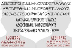 Mr. Stretch & Mr. Stout Font Duo Product Image 2