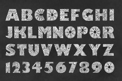 Simpla Font Product Image 3