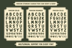 Farson - Vintage Typeface Product Image 6